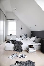 Modern Black And White Bedroom Sleek And Modern Black And White Bedroom Ideas