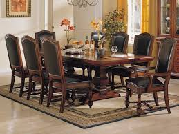 maple wood dining room table. formal and elegant dining room sets : retro design with rectangular mahogany maple wood table