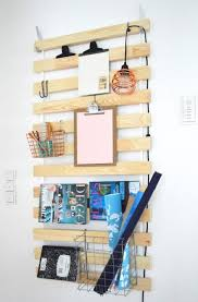 home wall storage. Storage Wall | Meticulous DIY Home Organizing Ideas Perfect For Back To School