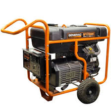 Generac Gp17500e Portable Generator 17500 Watts