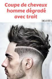 Cheveux Et Coiffures Coupe Homme Degrade Trait Debi Augustcom