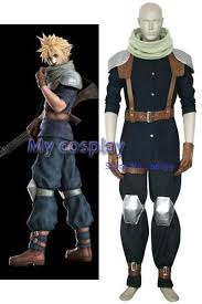 <b>Anime Final Fantasy Cosplay</b> Final Fantasy VII Crisis Core Cloud ...