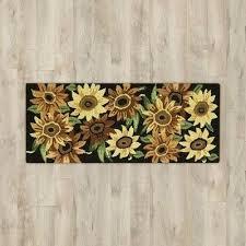 sunflower area rug sunflower area rug new august grove black area rug rug size half circle sunflower area rug