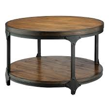 round side table with drawer broyhill side table coffee table large round coffee table with storage