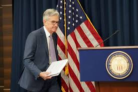 Federal reserve chairman jerome powell is talking to reporters after the surprise fed rate cut. Fed S Powell To Testify Before Senate Committee February 23 Investing News Us News