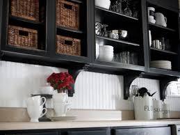 black painted kitchen cabinets ideas. Modren Cabinets Painted Kitchen Cabinet Ideas U0026 Design With Black Cabinets N