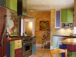 colorful kitchen ideas. Popular Of Colorful Kitchen Ideas Kitchens Hgtv O