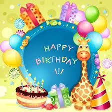 Birthday Wishes Templates Free Download Awesome Latest Happy Cards ...
