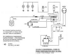 tractors 6v 12v wiring diagrams 8 n ballest resistor re 8 n ballest resistor 3 wire alternator diagram for 12v