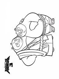 25 Vinden Kung Fu Panda Tijger Kleurplaat Mandala Kleurplaat Voor