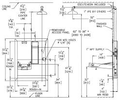 sink plumbing rough in dimensions ideas bathroom sink rough in height kitchen drain