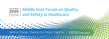 Middle East Forum On Quality And Safety In Healthcare 2020