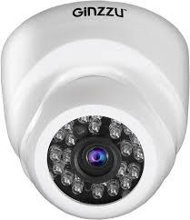 Купить <b>Камера видеонаблюдения GINZZU HAD-2036P</b>, белый в ...