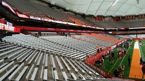 Syracuse Football Dome Seating Chart Carrier Dome Syracuse 2019 All You Need To Know Before