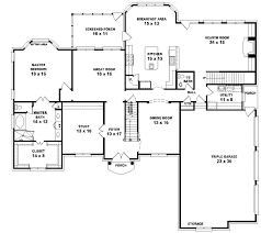 Floor Plans For 5 Bedroom Homes Decor Collection Cool Decorating Ideas