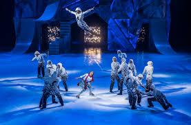 Cirque Du Soleil Redmond Seating Chart Cirque Du Soleil Crystal Angel Of The Winds Arena
