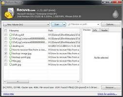 easily recover files from formatted sd