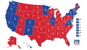 Electoral College Vote Chart The Electoral College Has Been Divisive Since Day One