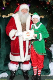 Brother or a more elf spotting 11 multipart nav. Northborough Woman Fulfills Wish Of Being Santa S Elf Northborough Ma Patch