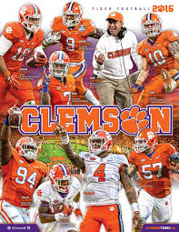 2016 Clemson Football Media Guide By Clemson Tigers Issuu