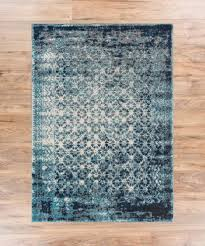 confidential moroccan area rug rugs cheshire blue lattice distressed modern