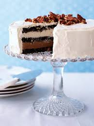 Triple Chocolate Ice Cream Cake Midwest Living