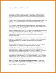 letter of rebuttal sample 5 evaluation letter sample for employee business opportunity program