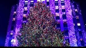 2016 Christmas Light Trade In Rockefeller Center Christmas Tree Lighting Ceremony 2019