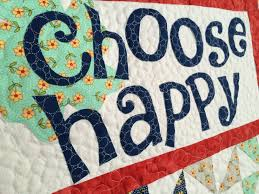 Choose Happy {quilt pattern} & choose happy quilt 26 Adamdwight.com