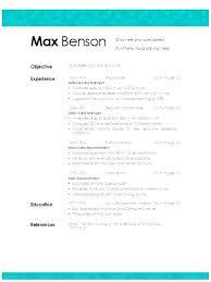 Microsoft Resume Templates 2013 Best of Microsoft Word Resume Template 24 Armnico