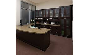 home office cabinetry with wraparound desk wrap around desk9