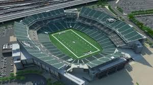 Lincoln Financial Center Philadelphia Seating Chart Philadelphia Eagles Stadiums Lincoln Financial Field