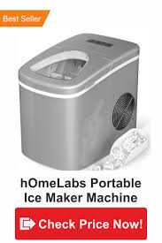best portable ice maker machine best countertop ice maker homelabs portable ice maker machine for counter top