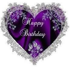 Happy Birthday Purple Heart Pictures Photos And Images For
