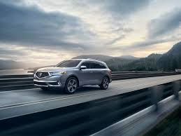 best mid size suv 2017 10 top 7 passenger luxury suvs autobytel com