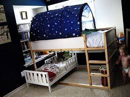 Bunk Bed Tent Canopy : Andre Charland - DIY Bunk Bed Tent Accessories