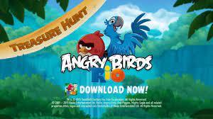 Tải game Angry Birds Rio MOD (Tiền xu không giới hạn)