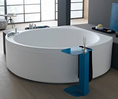 Blue Bathtub ideas beautiful corner bathtub design ideas for small bathrooms 8722 by guidejewelry.us