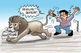 Resultado de imagem para contra imposto restituição leão