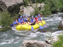 rafting in ishikesh