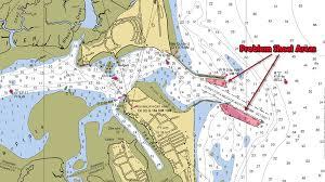 Shoal Warning For Merrimack River Inlet New England