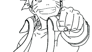 Coloring Pages Naruto And The Nine Tailed Fox Coloring Page Coloring
