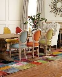 haute house natural dining table and elizabeth melody chairs home decor dining room furniture find this pin and more on upholstered