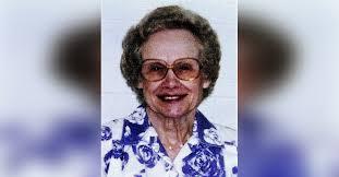 Alma Worthington Allen Obituary - Visitation & Funeral Information