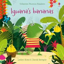 Iguana's Bananas | Lesley Sims | 9781474959490 | agreatread.co.uk
