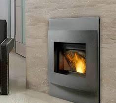 How To Take Out A Fireplace U0026 Install Wood Pellet Stove  It Only Pellet Stove Fireplace Insert