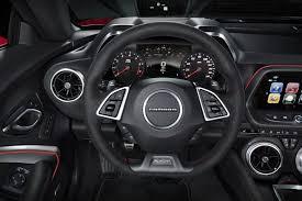 2018 Chevy Camaro ZL1 Detail Interior Features - AutosDuty