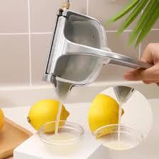 Máy ép trái cây hoa quả bằng tay làm nước rau củ cầm tay đa năng bằng inox  mini nhỏ gọn tiện dụng chính hãng 182,000đ