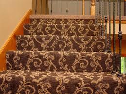 masland tangier carpet installed on stairs with spindels overland park kansas