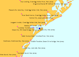 Ocean City New Jersey Tide Chart